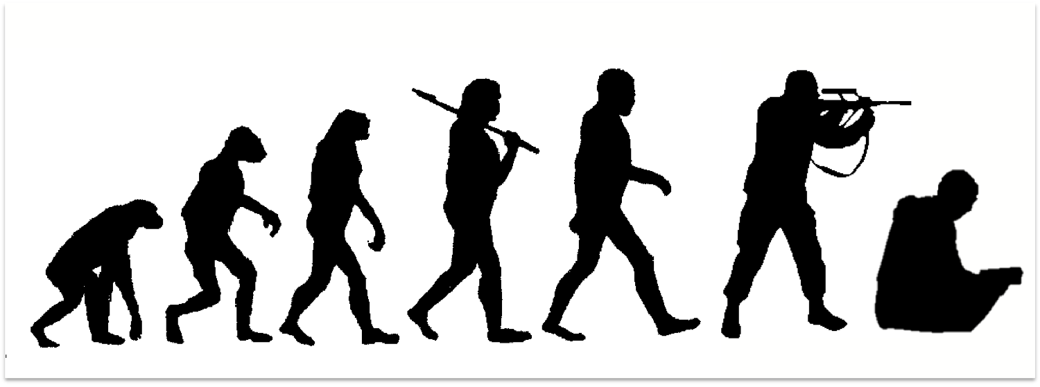 Taken From : http://www.gsdmagazine.org/wp-content/uploads/2012/03/13-1-power-of-education-the-evolution-of-man.png