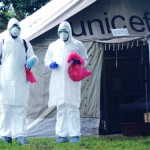 UNICEF Ebola treatment