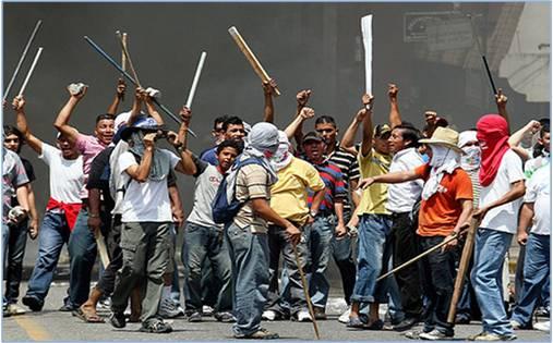 Honduras Violence Gsdm