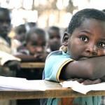 An IDP boy at the Hawa Abdi Centre for Internally Displaced Somalis.