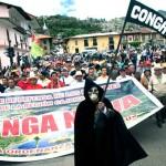 Cajamarca Protest