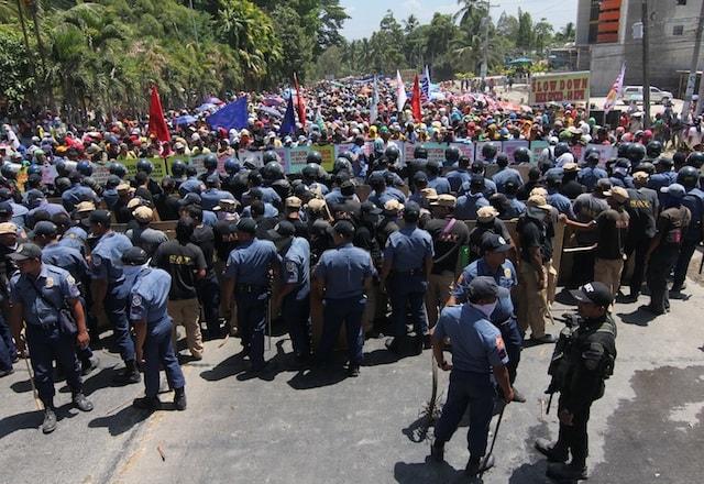 Kidapawan City Protests 2016.